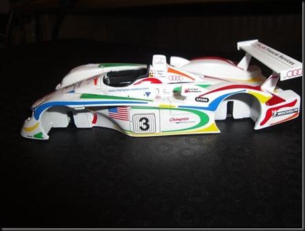 Audi R8R 24H Le Mans 2001 Baraka
